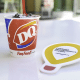 Date night at Dairy Queen®